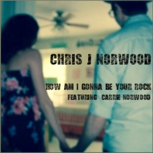 "Listen Up! Chris J. Norwood – ""How Am I Gonna Be Your Rock?"""