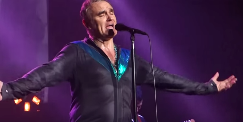 Morrissey Covers Waylon Jennings