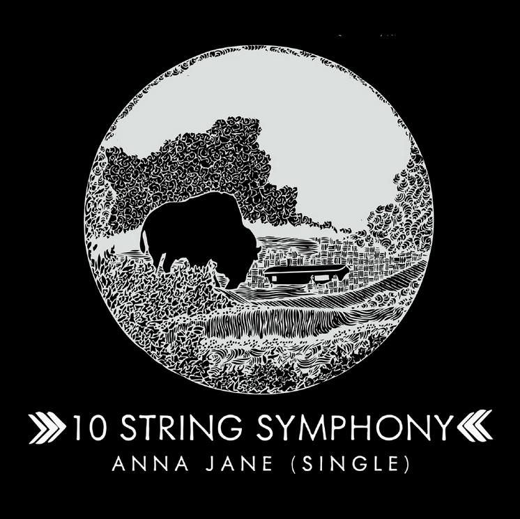 """10 String Symphony - """"Anna Jane"""""""