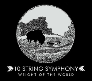 "Listen Up! 10 String Symphony – ""Anna Jane"" [PREMIERE]"