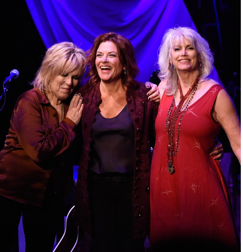 Rosanne Cash,  Emmylou Harris & Lucinda Williams