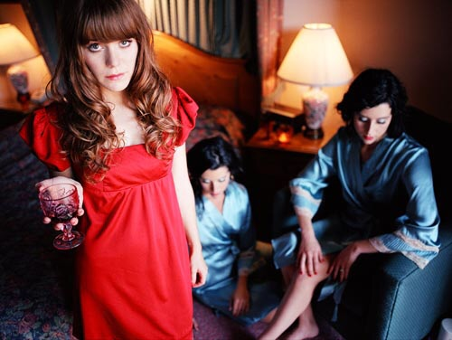 Jenny Lewis Celebrates 10 Yr Anniversary Of Rabbit Fur
