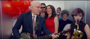 "Watch Out! Steve Martin and Edie Brickell –  ""Won't Go Back"" [VIDEO]"