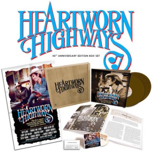 Legendary Roots Music Documentary 'Heartworn Highways' 40th Anniversary Box Set To Be Released