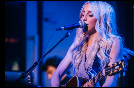 "Ashley Monroe - "" Like A Rose""  Live At Third Man Records"