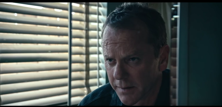 Kiefer Sutherland - 'Not Enough Whiskey'