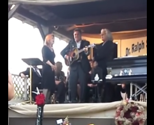 Dr Ralph Stanley Funeral – Vince Gill, Patty Loveless, and Ricky Skaggs [VIDEO]