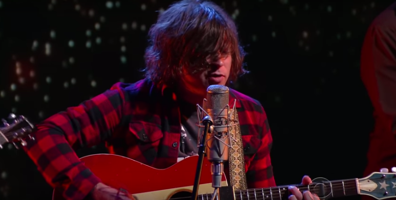 "Ryan Adams Revisits ""Oh My Sweet Carolina"""