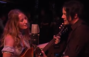 Watch Out! Jack White & Margo Price – I'm Lonely (But I Ain't That Lonely Yet) – 10/15/2016