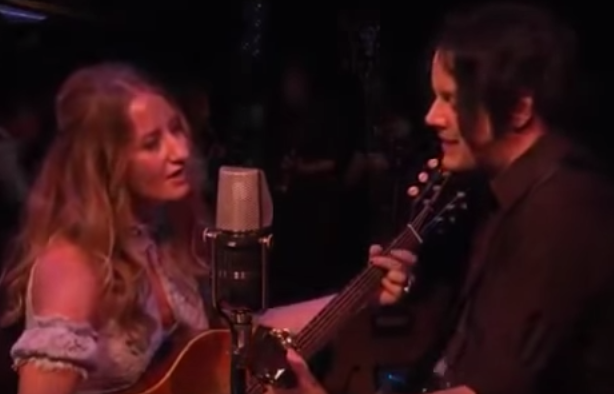 Jack White & Margo Price