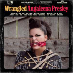 Angaleena Presley Gets 'Wrangled' With Chris Stapleton, Miranda Lambert, Ashley Monroe, Wanda Jackson and Guy Clark