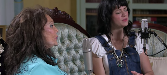 Nikki Lane and Loretta Lynn Perform on CBS This Morning