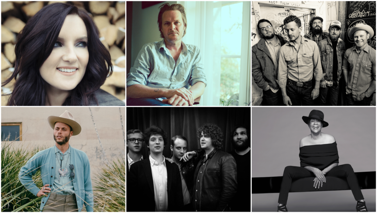 First Round of 2017 Americanafest Showcases