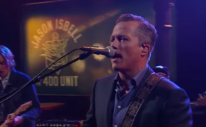 Watch Out!  Jason Isbell on The Late Show With Stephen Colbert