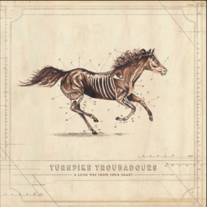 Turnpike Troubadours Return With 'A Long Way From Your Heart' This Fall