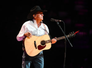 George Strait's Hurricane Harvey Relief Concert Set for September