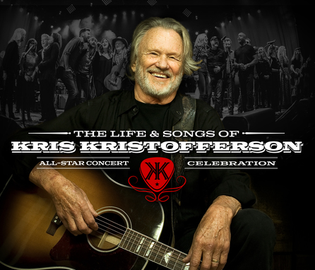 'The Life & Songs Of Kris Kristofferson.'