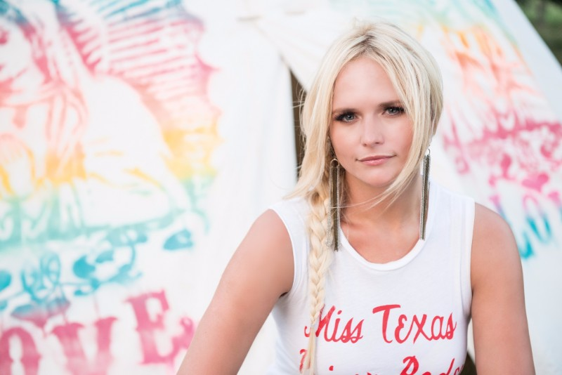 Miranda Lambert Announces 'Livin' Like Hippies'