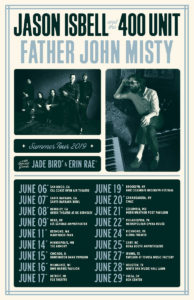 Jason Isbell Announces Summer Tour with Father John Misty
