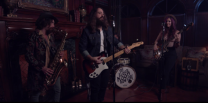 "Watch Out!  The Blood Moon Howlers – ""Drunk N' Cold"" [VIDEO PREMIERE]"