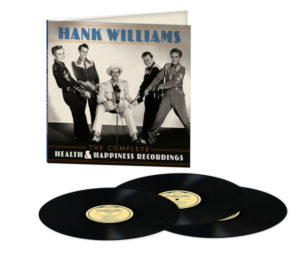 Hank Williams' 'Health & Happiness Show' 1949 Recordings Out This Summer