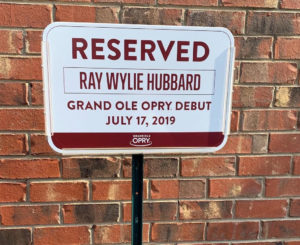 "Watch Out! Ray Wylie Hubbard ""Snake Farm"" – Opry Debut"