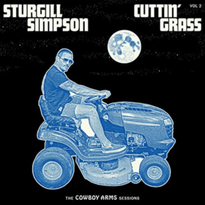 "Sturgill Simpson Surprises Again With ""Cuttin' Grass Vol 2. (Cowboy Arms Sessions)"" Release"