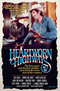 Heartworn Highways To Be Shown Nationwide via Kino Marquee Starting Feb. 5th
