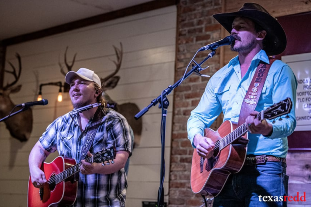 Teague Brothers  and Evan Felker